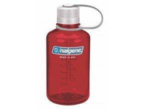 NALGENE - láhev na pití Narrow Mouth 500 ml Outdoor Red