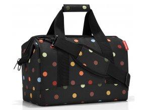 Reisenthel - cestovní taška Allrounder M dots