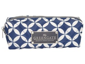 Green Gate kosmetická taška Noa indigo