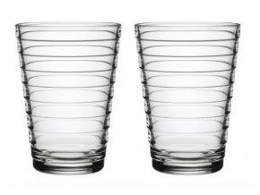 Iittala - sklenice Aino Aalto 330 ml set 2 ks