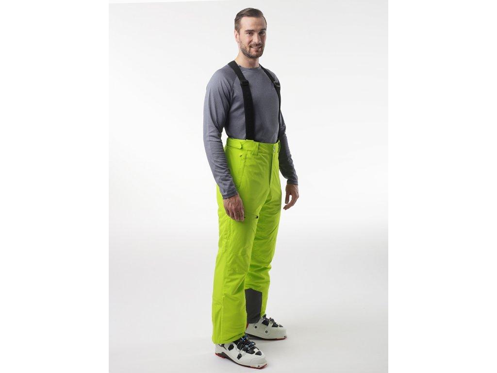 28490 loap forty panske lyzarske kalhoty zelena olm2009p59p