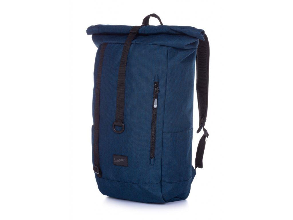 25856 2 loap clear mestsky batoh modra cerna bd20200l15v