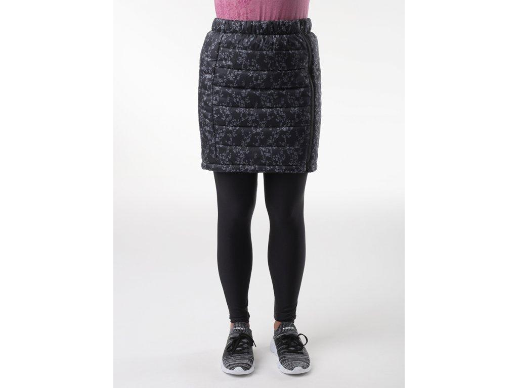 28355 loap irulia damska sportovni sukne cerna celopotisk seda clw20131v24yt