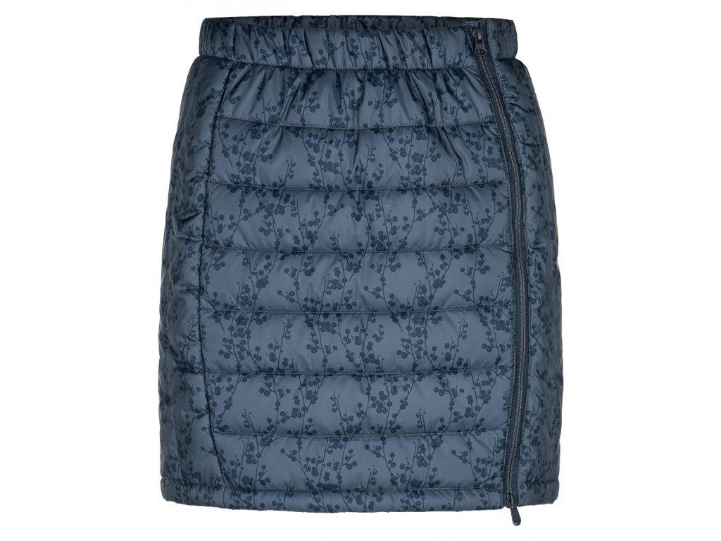 28352 2 loap irulia damska sportovni sukne modra celopotisk clw20131i38yl