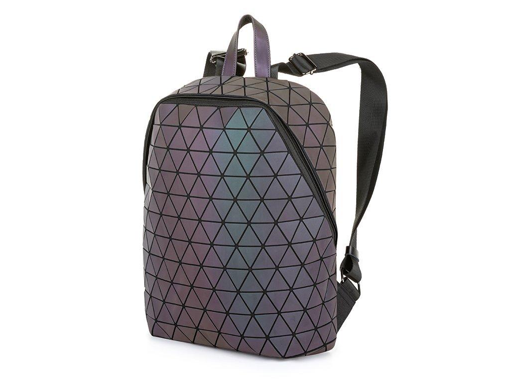 27854 loap triangel mestsky batoh fialova cerna bd20213k46v
