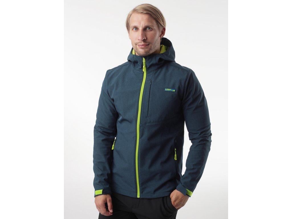 28592 loap lykomel panska softshell bunda modra zihana zelena sfm2012m37xn