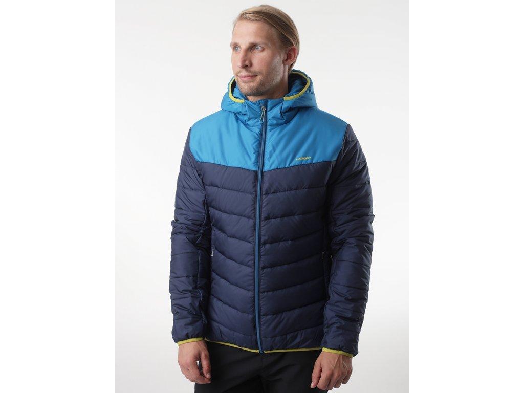 28115 loap iris panska zimni bunda do mesta modra clm2060l23m