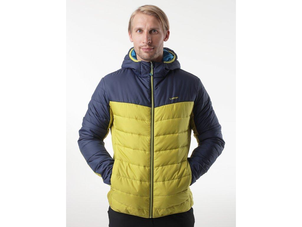 28118 loap iris panska zimni bunda do mesta zelena modra clm2060p60l