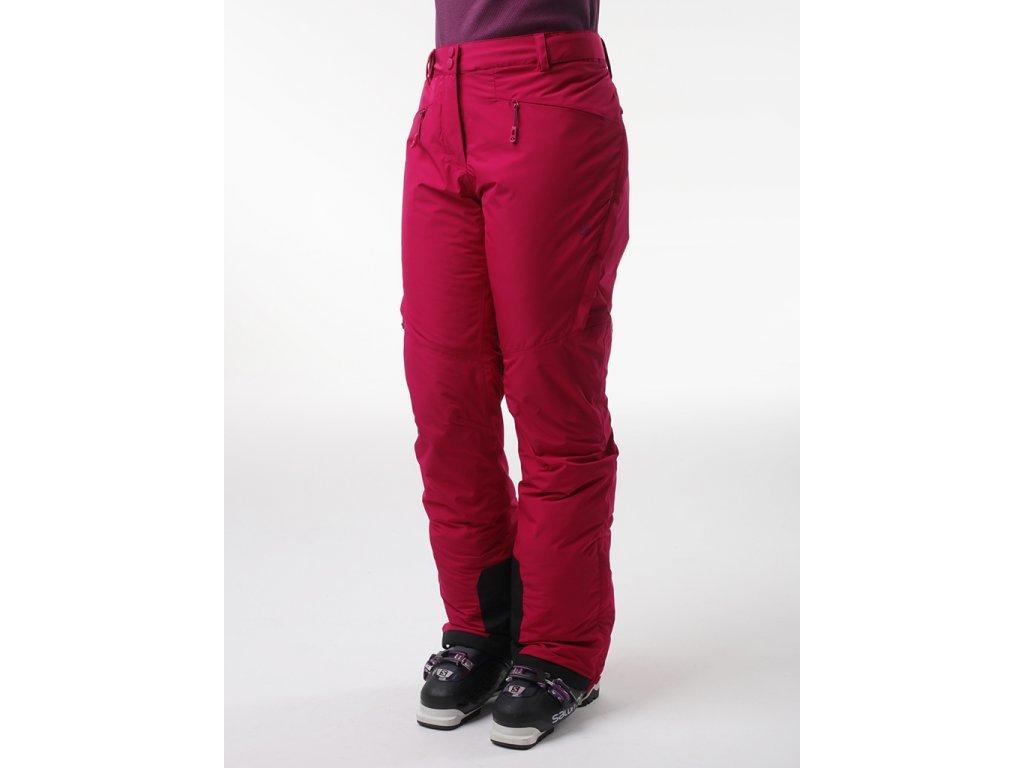 28535 loap olka damske lyzarske kalhoty ruzova olw2023h39h