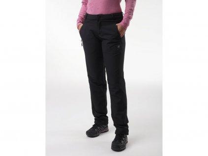 27977 loap urma damske softshell kalhoty cerna sfw2033v24v