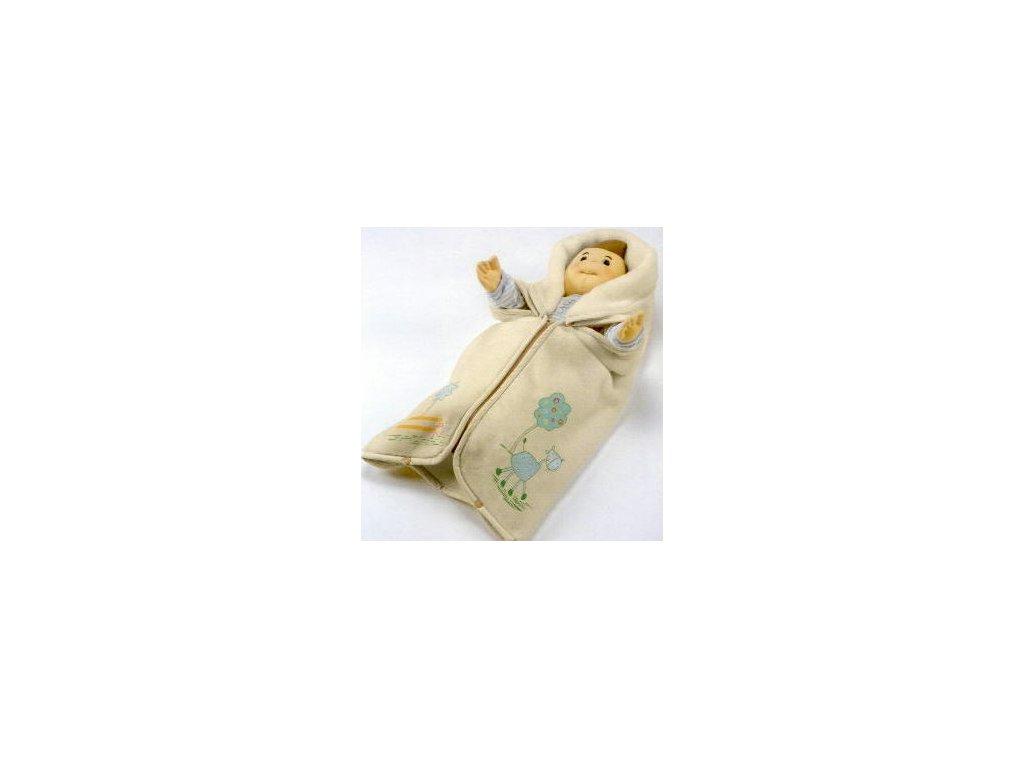 Dětská deka-fusak 70x90cm