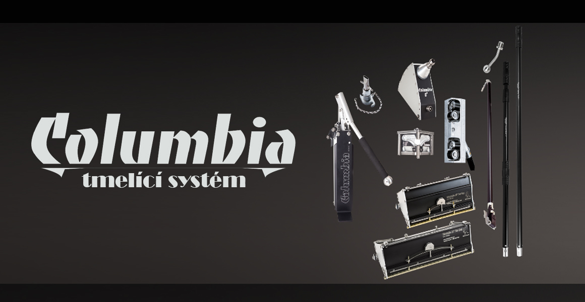 Columbia taping system