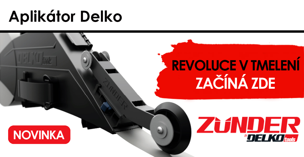 Aplikátor Delko