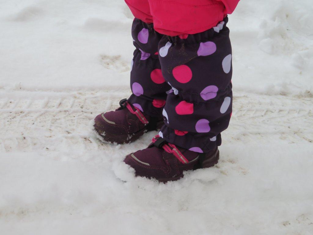 Návleky do sněhu
