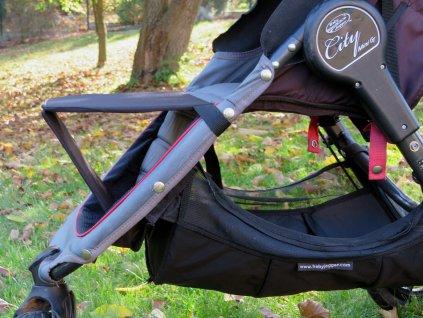Polohování nožiček Baby Jogger City mini GT