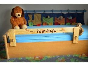 zábrana na postel 3
