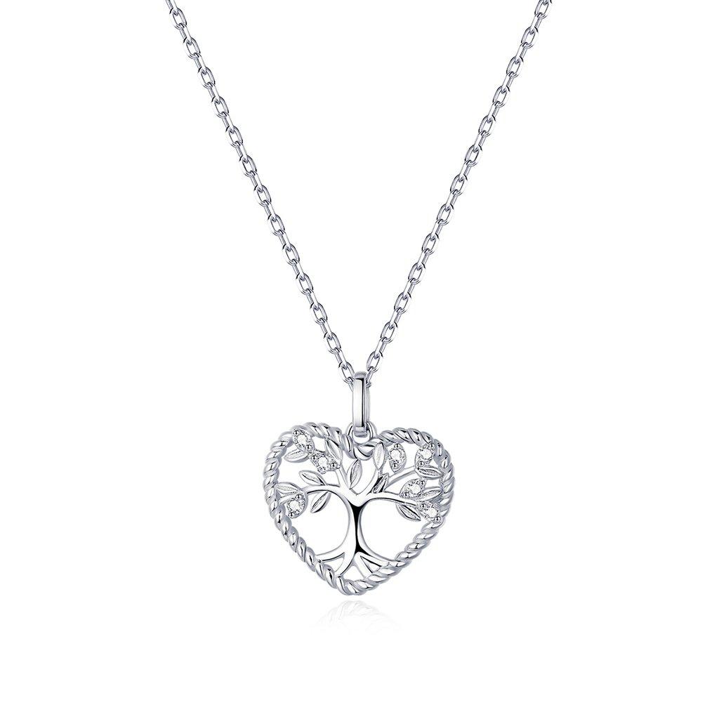 Dámsky strieborný náhrdelník TRISTANA 1