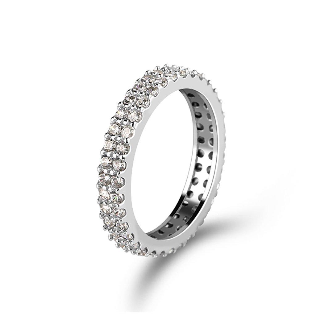 Dámsky strieborný prsteň LORI 1