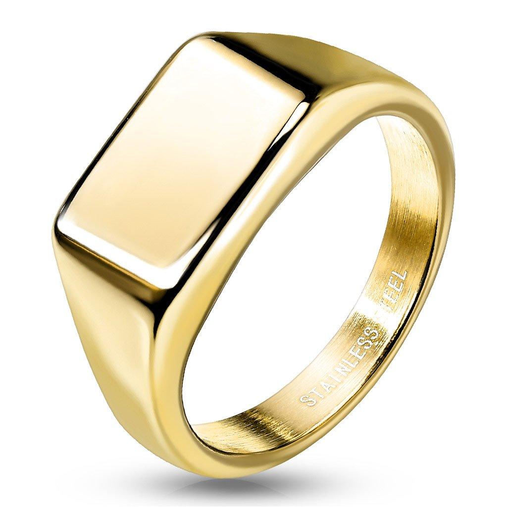 Dámsky prsteň z chirurgickej ocele LOGAN 1