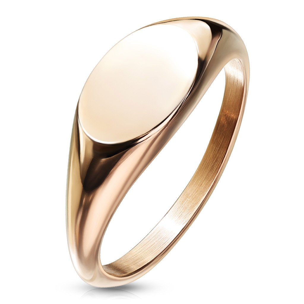 Dámsky prsteň z chirurgickej ocele NORAH 1