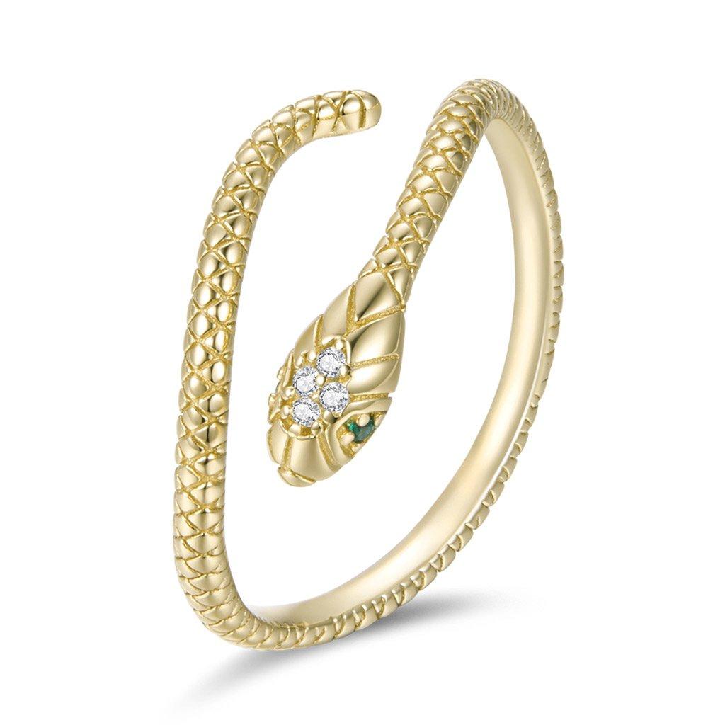 Dámsky strieborný prsteň ZELDA 1