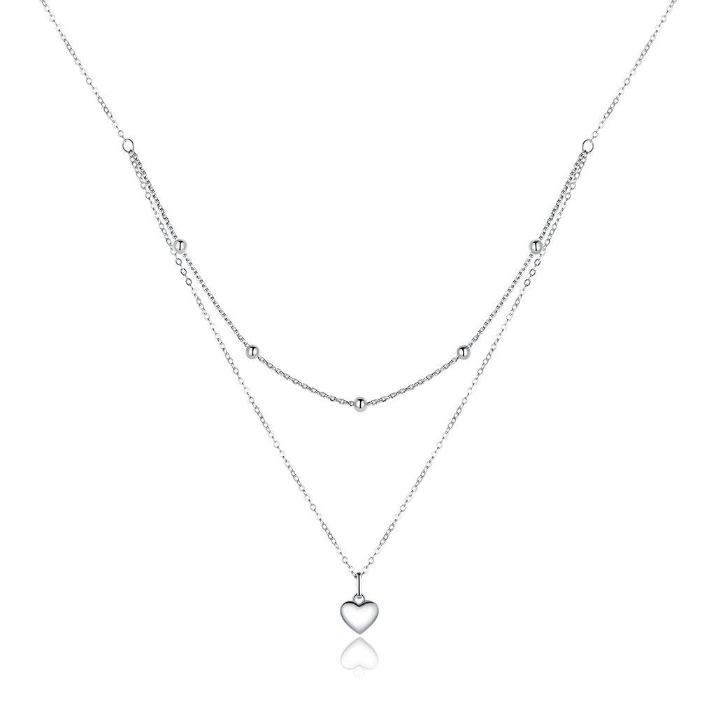 Dámsky strieborný náhrdelník COLLEEN 1