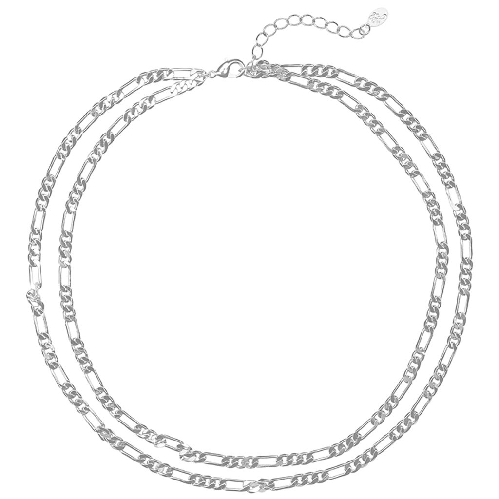 Dámsky náhrdelník z chirurgickej ocele TABBY 1