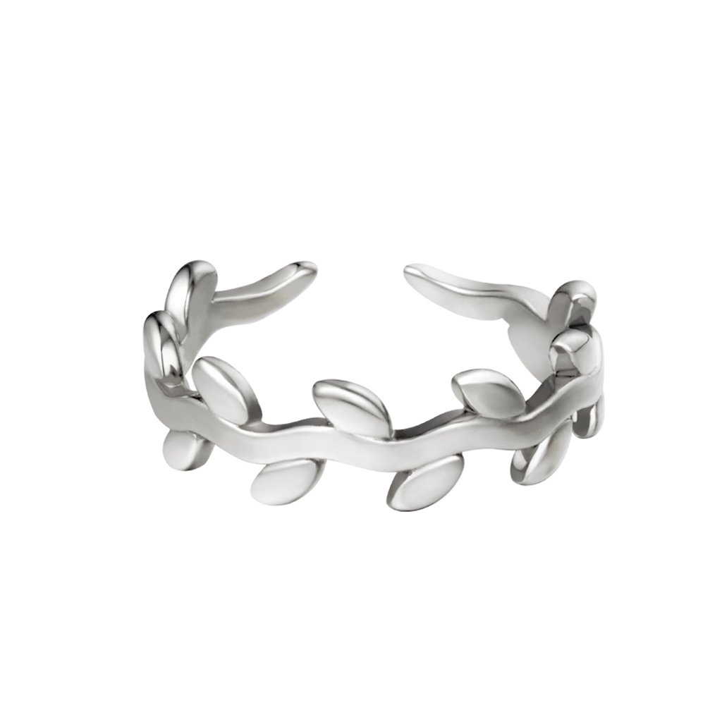 Dámsky prsteň z chirurgickej ocele IZZY 1