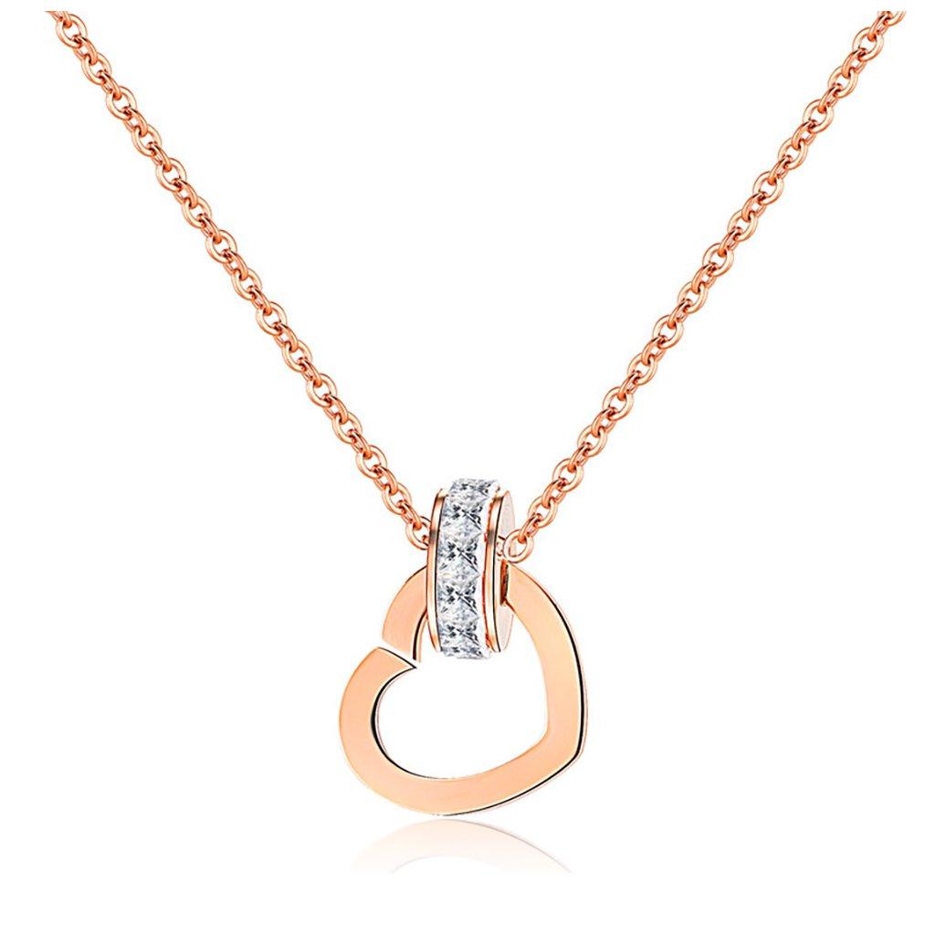 Dámsky náhrdelník z chirurgickej ocele OLIVIA 1