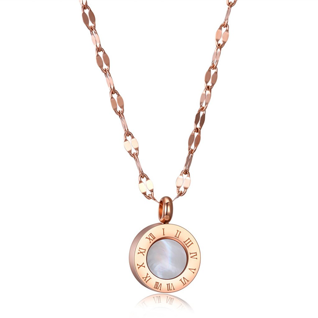 Dámsky náhrdelník z chirurgickej ocele GRACE 1