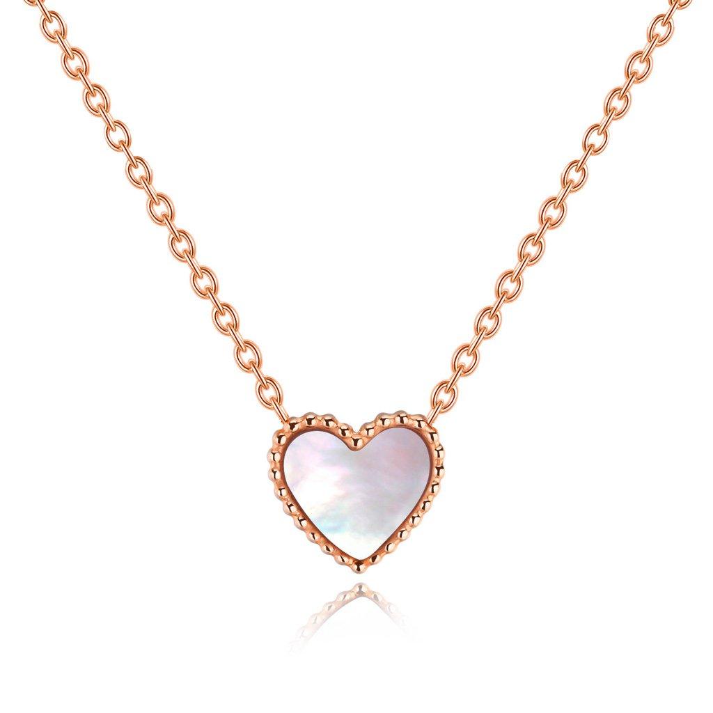 Dámsky náhrdelník z chirurgickej ocele HARMONY 1