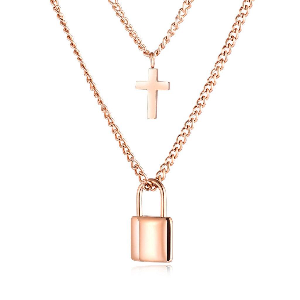 Dámsky náhrdelník z chirurgickej ocele TALIA 1