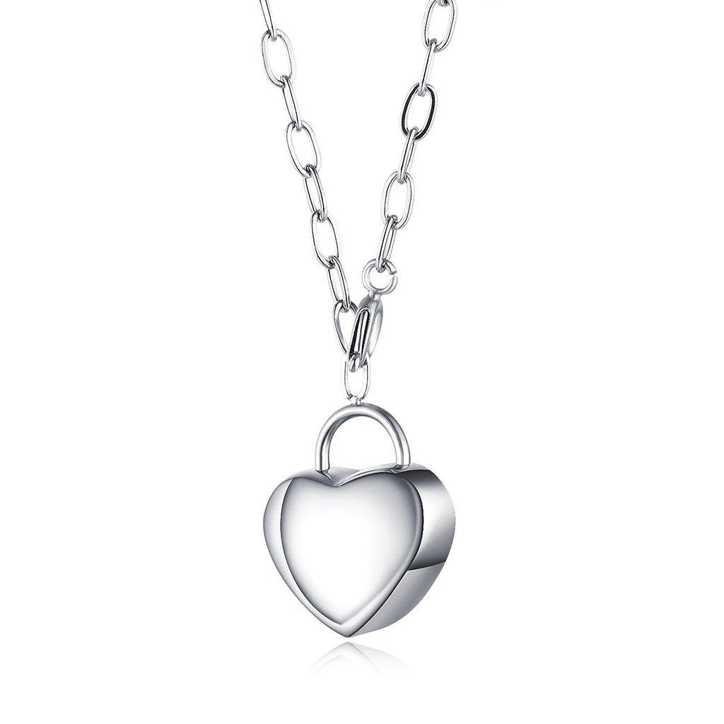 Dámsky náhrdelník z chirurgickej ocele LUCY 1