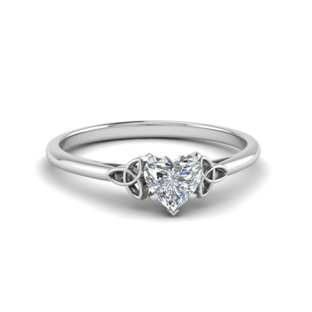 Dámsky strieborný prsteň ABBIE 1