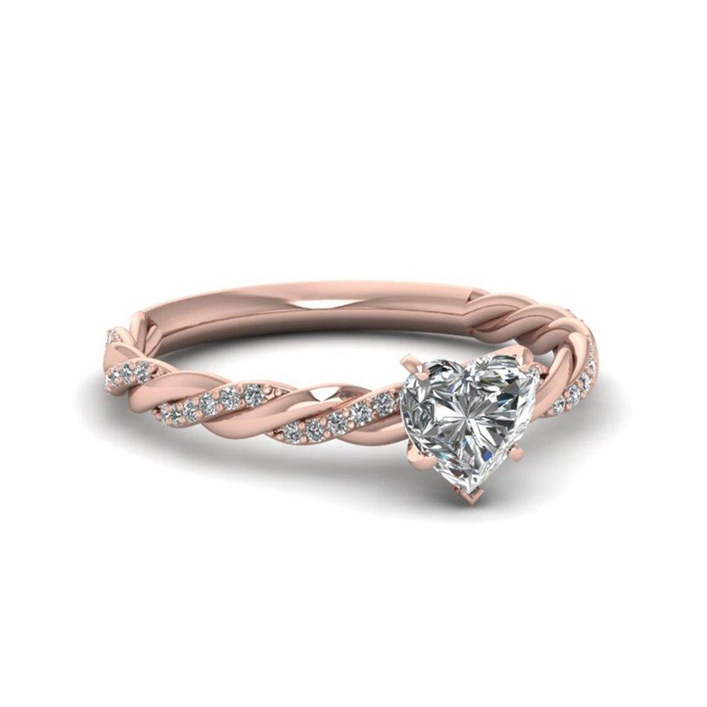 Dámsky prsteň strieborný 1