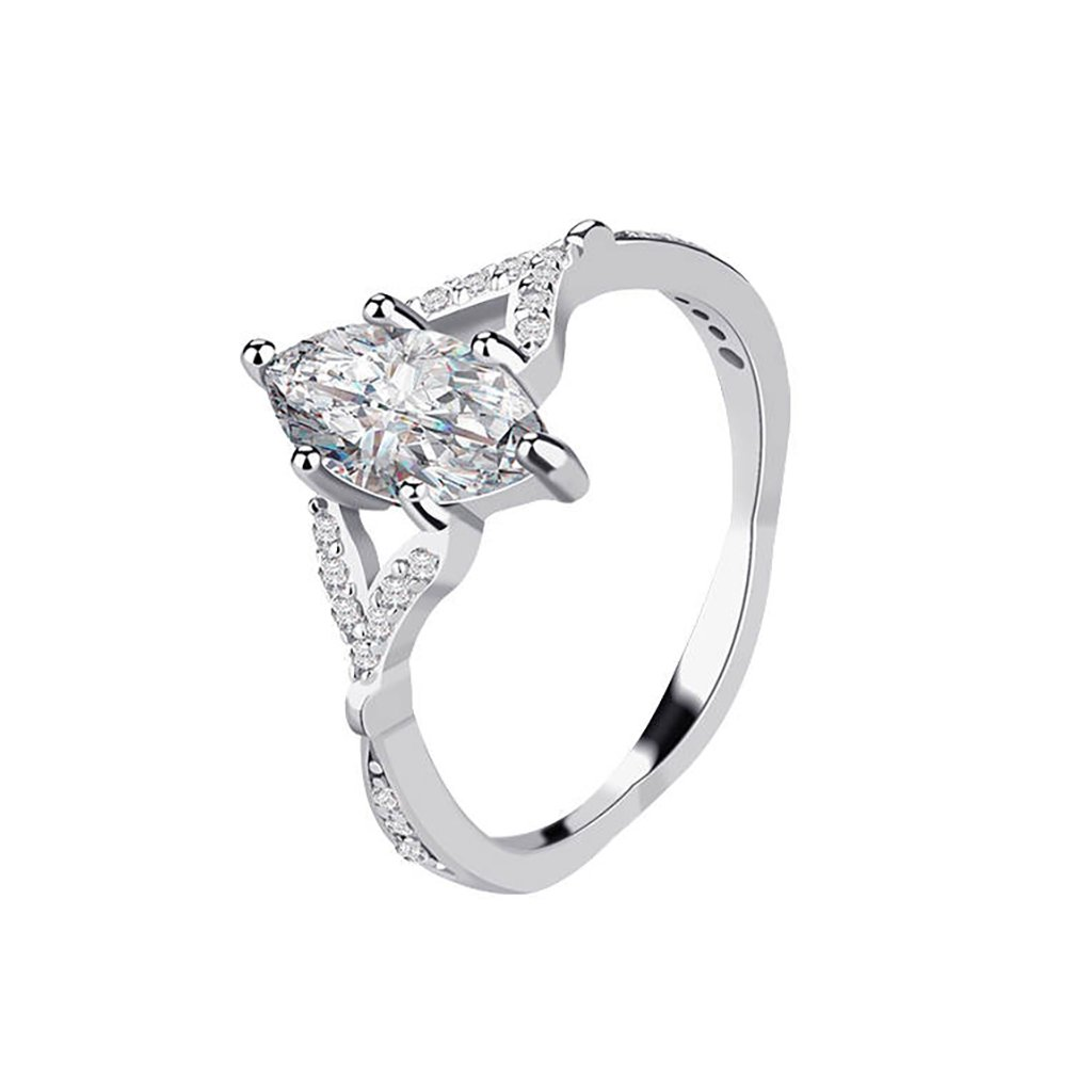 Dámsky strieborný prsteň CARMEN