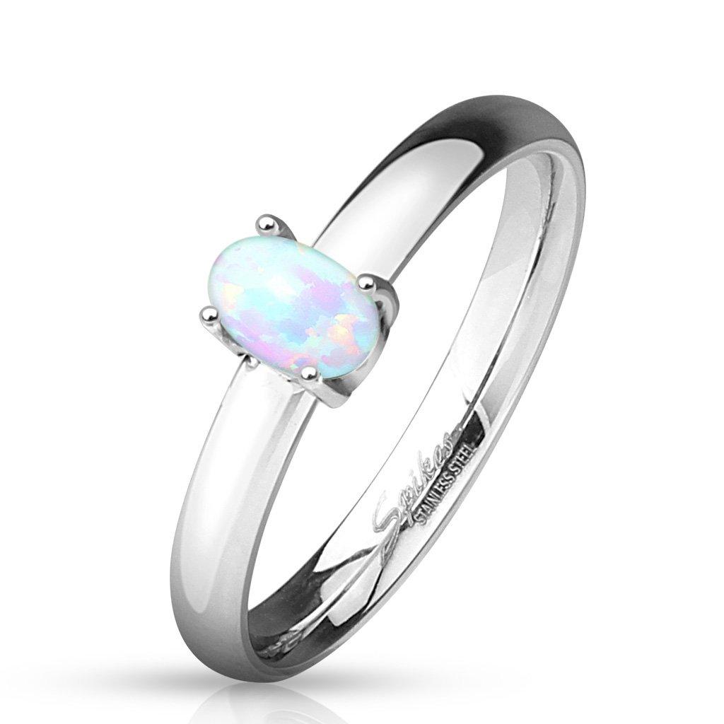 Dámsky prsteň z chirurgickej ocele BRINLEY 1