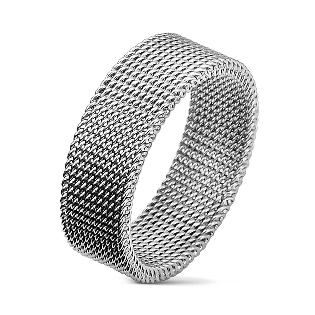 Dámsky prsteň z chirurgickej ocele COCO 1