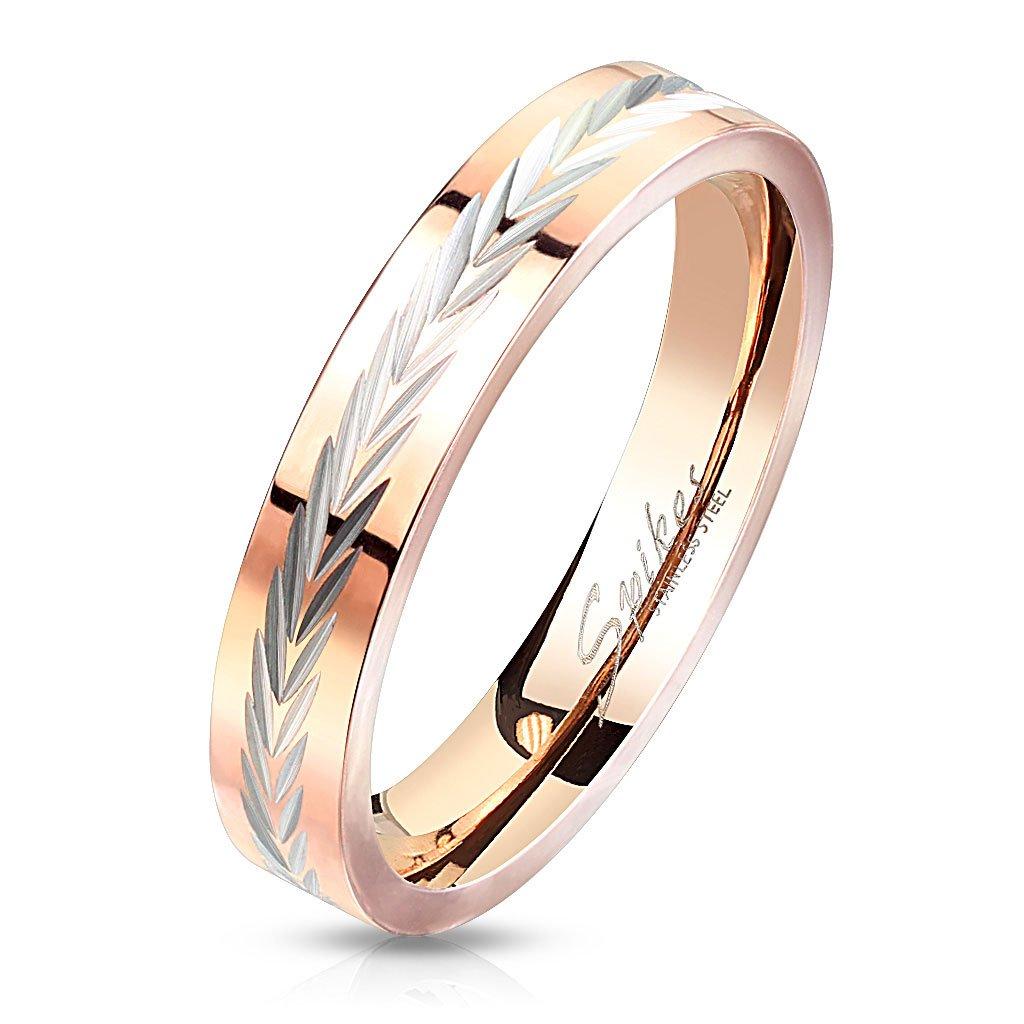 Dámsky prsteň z chirurgickej ocele LOANE 1