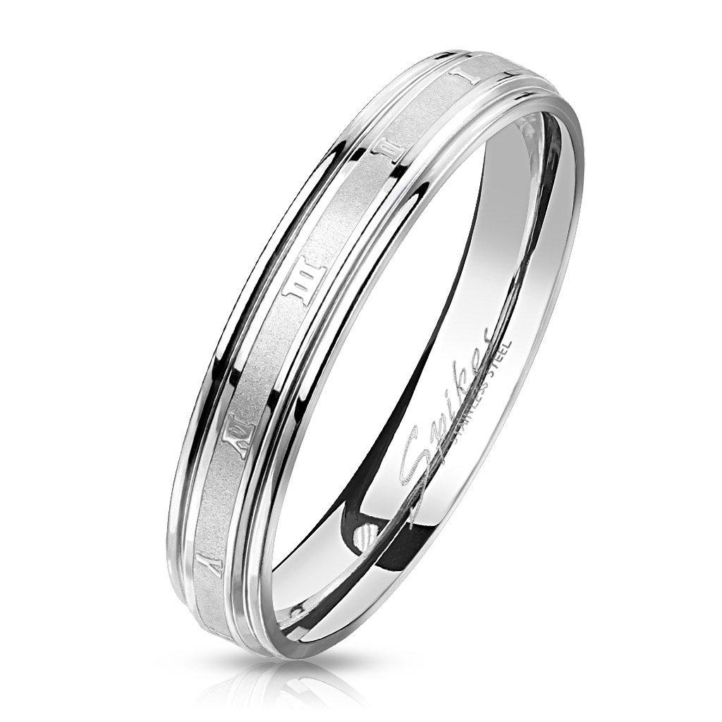 Dámsky prsteň z chirurgickej ocele NATALIE