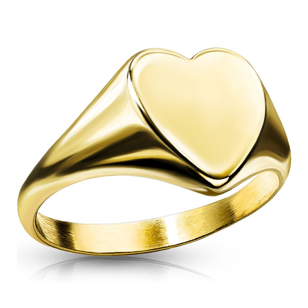 Dámsky prsteň z chirurgickej ocele LÉONIE 1