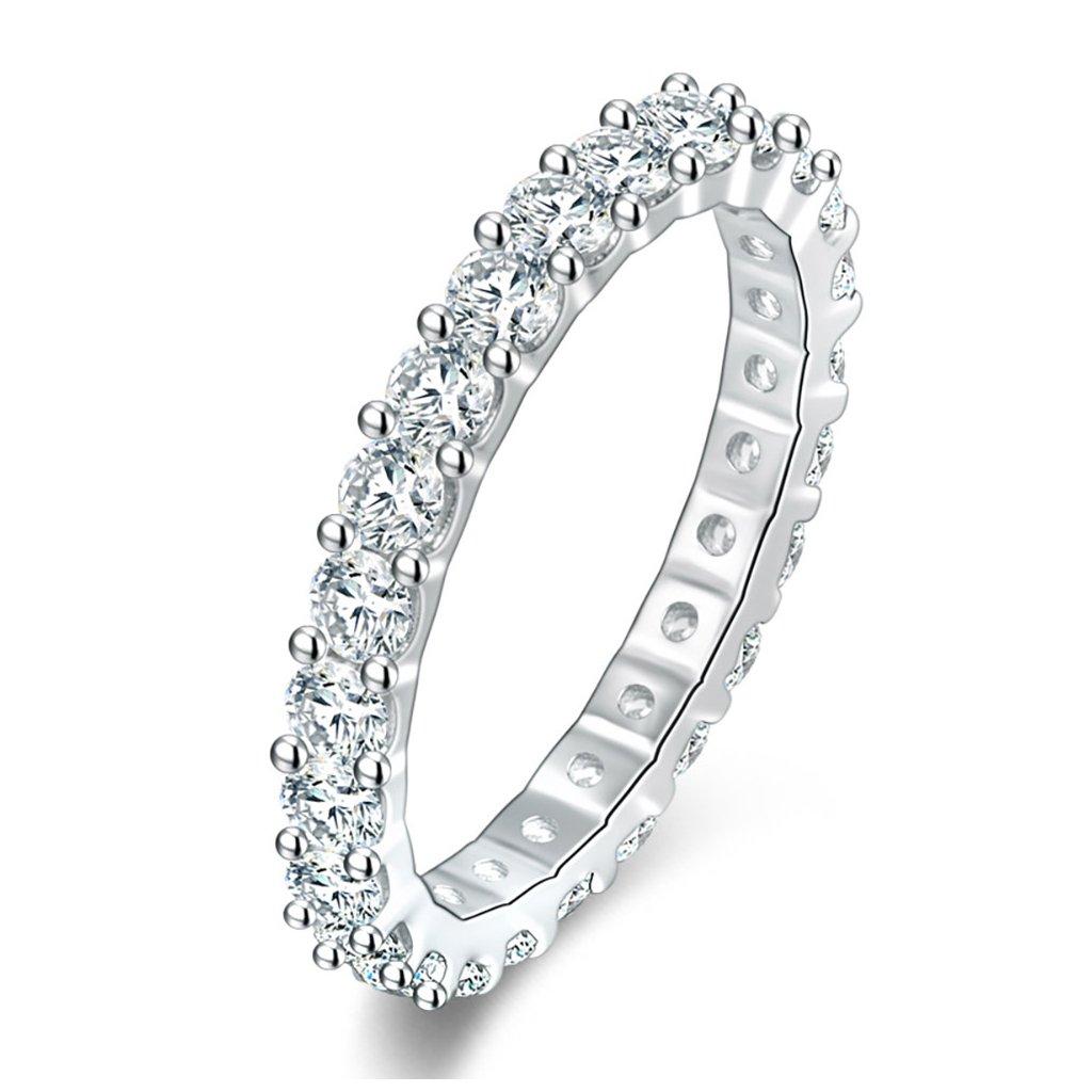 Dámsky strieborný prsteň CASSIDY 1