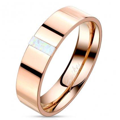 Dámsky prsteň z chirurgickej ocele DOLORES 1
