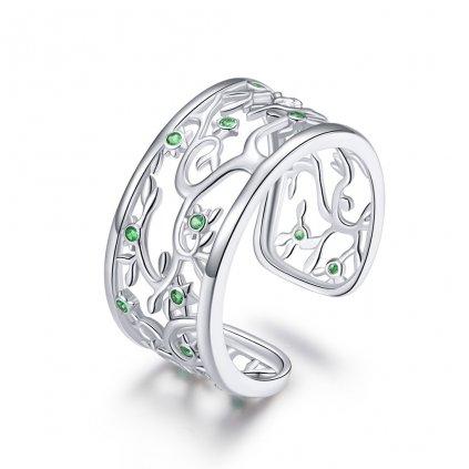 Dámsky strieborný prsteň SOPHIE 1