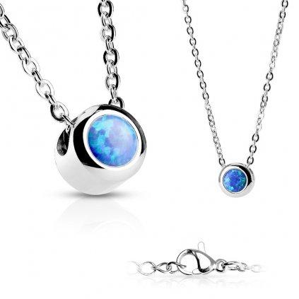 Dámsky náhrdelník z chirurgickej ocele FRIDA 1