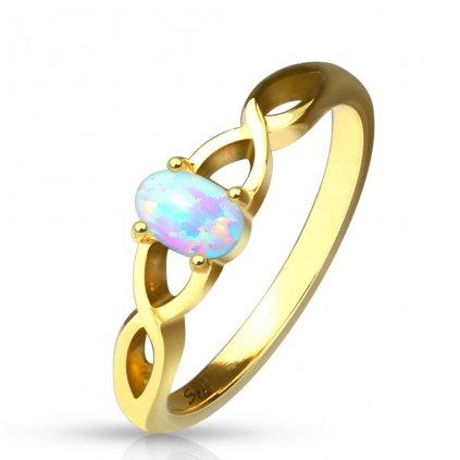 Dámsky prsteň z chirurgickej ocele HARLEE 1