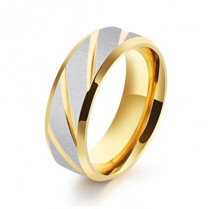Dámsky prsteň z chirurgickej ocele SYDNEY 1