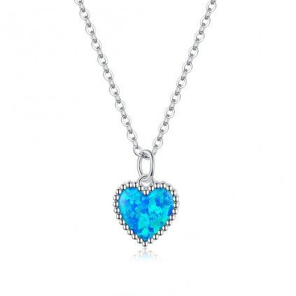 Dámsky strieborný náhrdelník SELAH 1