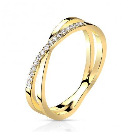 Dámsky prsteň z chirurgickej ocele KATELYN 1