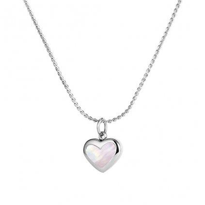 Dámsky náhrdelník z chirurgickej ocele GIA 1